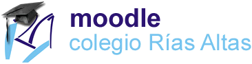 Moodle Colegio Rias Altas